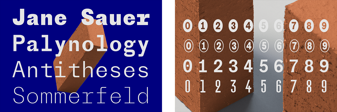 Production Type, Jean-Baptiste Levée | Type Project | タイプ